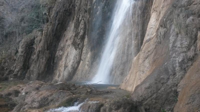 Clue aiglun, cascade de vegay, Aiglun, Esteron, Préalpes d'azur, Terres d emotions