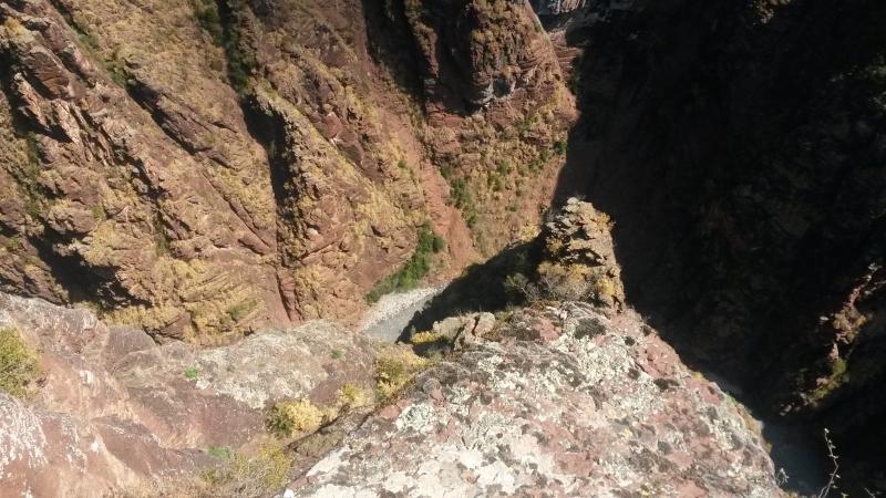 Point Sublime, Gorges de Daluis, Terres d'émotions, Villeplane