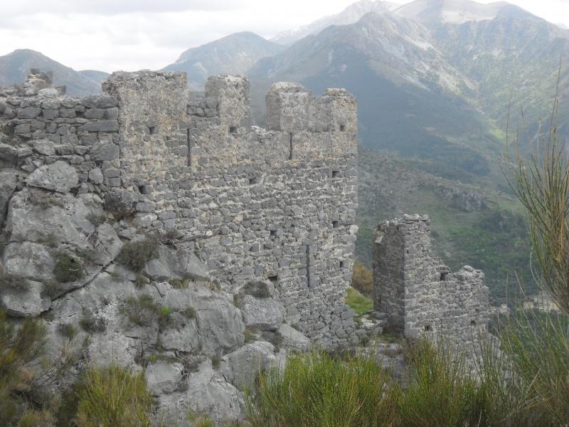 Château de malmort, Vallée de la Roya, Saorge, terres d'émotions