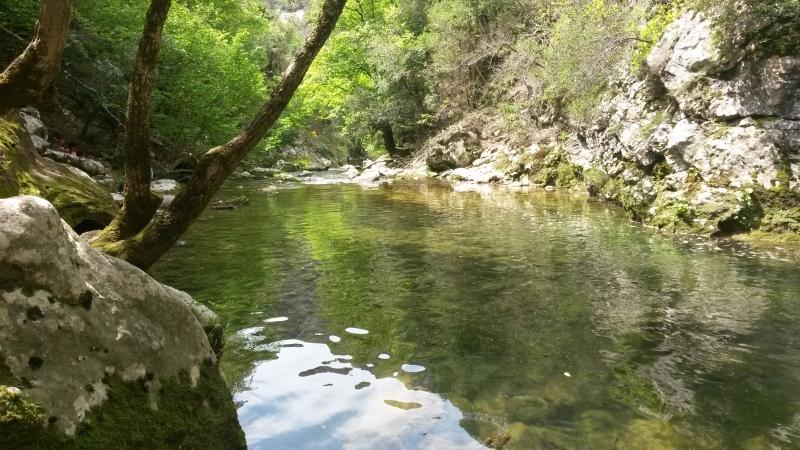 Le ponadieu, La siagne, La siagnole, La pare, Aqueduc, canal de la Siagne, Terresd'émotions31925