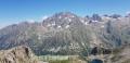 Pas du lausson Lac d'Allos, lac des garrets, lacs de la petite cayolle, Col de la Cayolle, Vallée du Var, Randonnée 06, Terres d'émotions