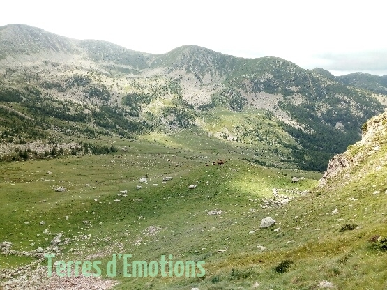 Lac de prals, parc du Mercantour, Randonnée dans le 06, Terres d'émotions