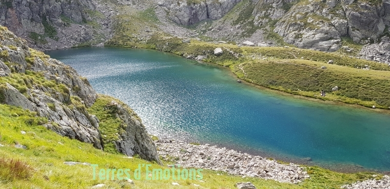 Refuge de Nice, Lac niré, Vallée de la gordolasque, Terres d'émotions, randonnée dans le 06