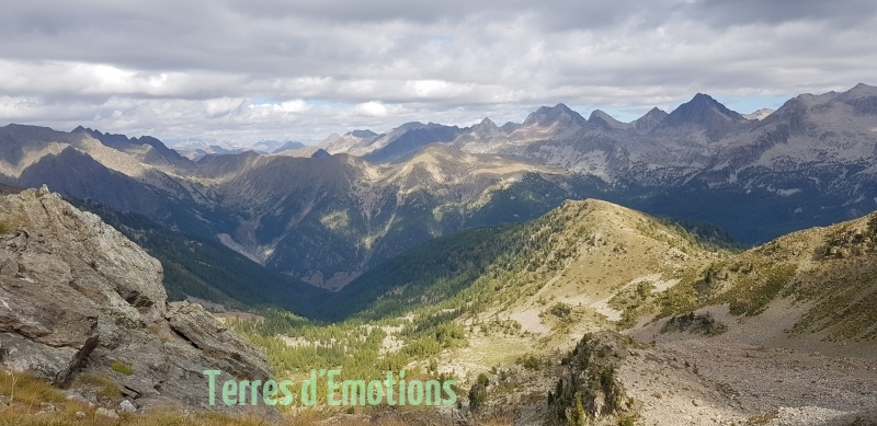 Lacs des millefonts, La Colmiane, Terres d\'émotions, Randonnée dans le 06, lac petit