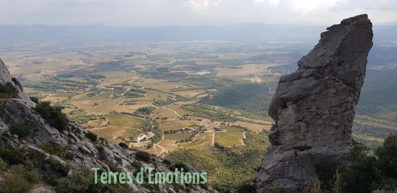 Sainte Victoire, Terres d\'émotions, Montagne de Cézanne, PIc de Mouches, Randonnée dans le 06, Puyloubier, GR9