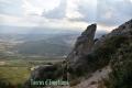 Sainte Victoire, Terres d'émotions, Montagne de Cézanne, PIc de Mouches, Randonnée dans le 06, Puyloubier, GR9