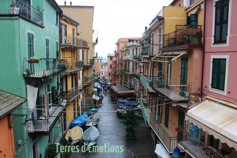 Cinque Terre, Riviera Italienne, Terres d'émotions