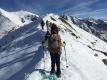 Col de la lombarde, Isola 2000, Terres d'émotions, Raquettes à neige