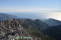 Cime du Baudon, Gorbio, Mer méditerranée, Terres d'émotions, Randonnée dans le 06