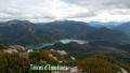 Azurmercantournature, Terres d'émotions, Gite la baume, Pic Chamatte, Montagne de l'aup, randonnée dans le 04