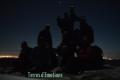 Vallée du Loup, Coursegoules, Croix de verse, terres d'émotions, randonnée dans le 06