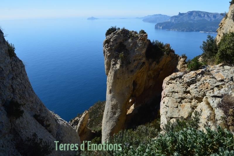Cap Canaille, falaises soubeyranes, Calanques, Randonnée dans le 13, Terres d'émotions
