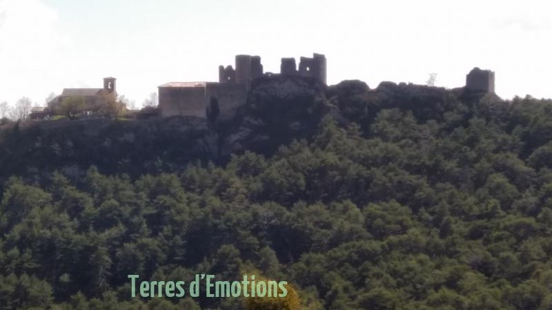 Bargème-La Bastide, Terres d'émotions, Randonnée dans le 83