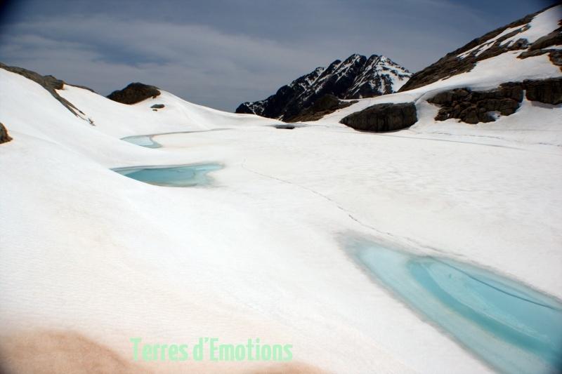Lacs bessons, refuge de la cougourde, Le boréon, Terres d'émotions, Randonnée dans le 06