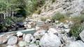 Cascades du coulomp,  Sources Randonnée dans le 04, terres d'émotions