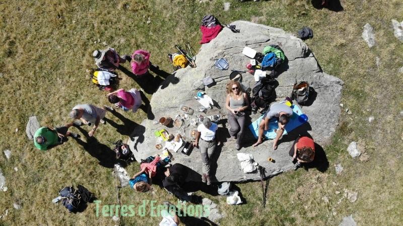 Vacherie de rimplas, Cime Balaour, La Colmiane terres d'émotions, Randonnée dans le 06