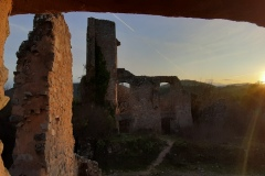 Gorges du Caramy, Tourves, Chapelle Saint Probace, Terres d'émotions, randonnée dans le 83