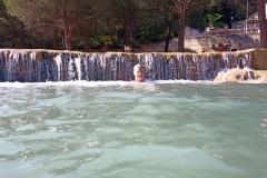 Sillans la cascade, Salernes, Terres d'émotions, Randonnée dans le 83
