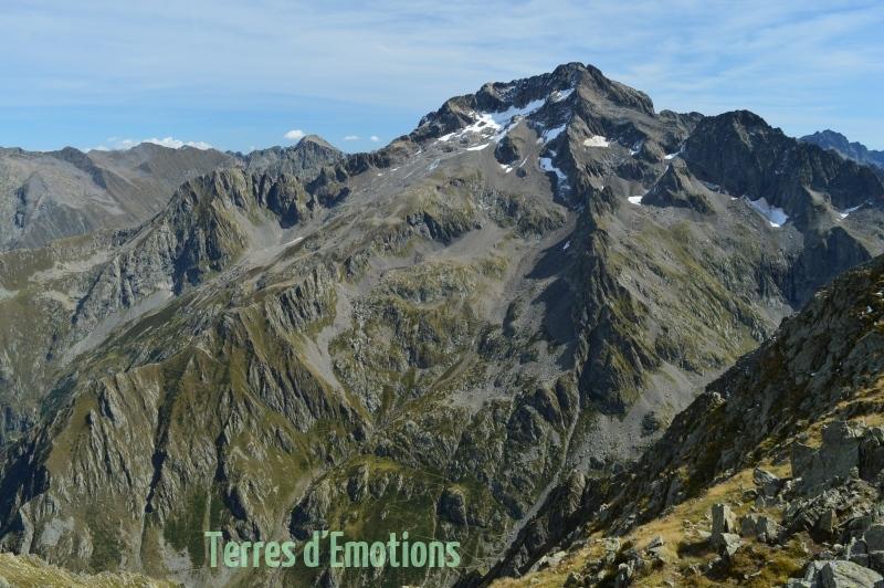 Sommets de la Cougourde, Vésubie, Parc du Mercantour, Terres d'émotions