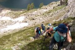 Lacs des Bresses, lac Nègres, Mercantour, Terres d'émotions, randonnées dans le 06, Vésubie