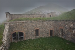 Forts de la Roya; Forts Centrale , Fort Pépin, Fort Tabourde;  Terre s d'émotions, Randonnée dans le 06