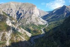 Source du coulomp, Aurent, Col du Fa. Castellet les Sausses, Terres d'émotions, Randonnée dans le 06