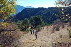 Vallée du Var, Mont Richarmet,  Roche trouée, Terres d'émotions, Randonnée dans le 06, Guillaume, Sauze