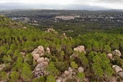 Gorges du Blavet, Bagnols en Forêt, Oppidum, meulières, Randonnée dans le 83, Terres d'émotions