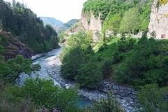 Yourte Mongole, Gorges de Daluis, Terres d'émotions, Randonnée dans le 06