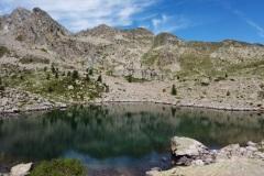 Lacs Lausfer, Santa Anna di Vinadio, Lac Ste Anne, terres d'émotions, randonnée dans le 06